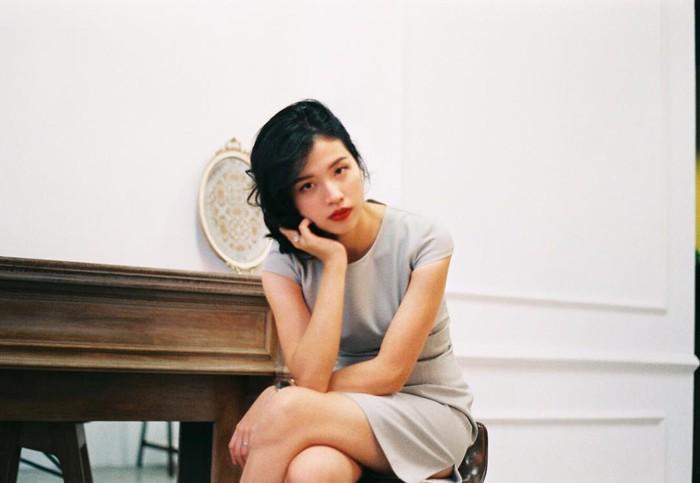 Gu thời trang em họ Hương Giang, xinh đẹp như thần tiên tỉ tỉ - Hình 3
