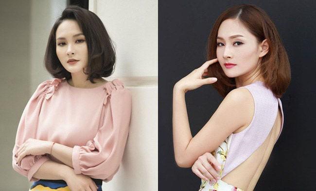 Sao Việt như sinh đôi: Kỳ Duyên - Bảo Thy bị nghi chung lò thẩm mỹ - Hình 3