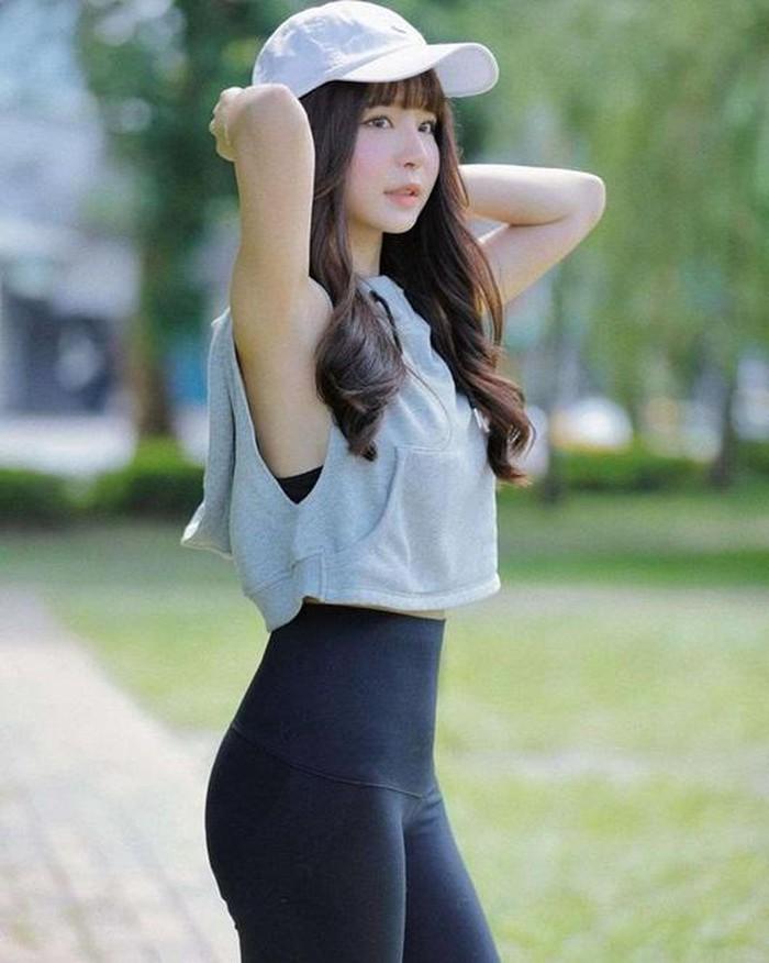 Nữ thần streamer xứ Đài: Chiều cao khiêm tốn nhưng tỷ lệ cơ thể cực phẩm - Hình 5