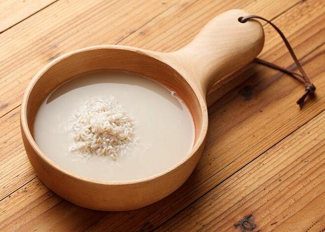 4 cách làm đẹp với nước vo gạo của phụ nữ Nhật Bản - Hình 1