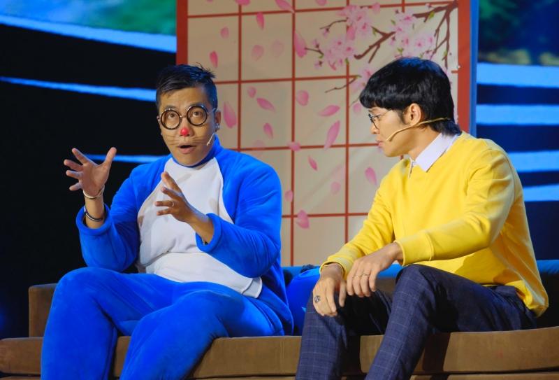 Võ Tấn Phát, Bảo Kun đối đầu trong đêm chung kết Én Vàng Nghệ Sĩ 2020 - Hình 6