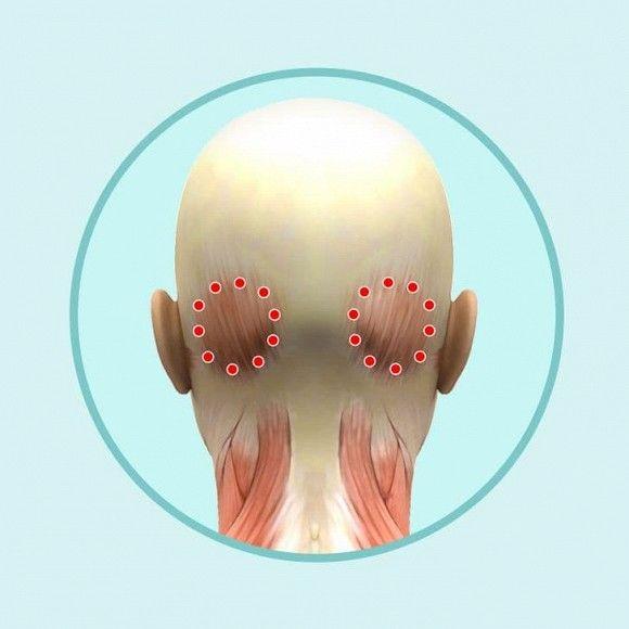 6 mẹo mát-xa đầu đơn giản giúp giảm nếp nhăn, da dẻ hồng hào căng mịn - Hình 7