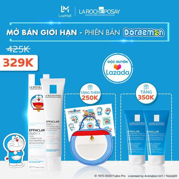 Vừa hé lộ phiên bản Doraemon, La Roche-Posay đã khiến chị em điêu đứng vì sản phẩm chất như nước cất - Hình 7