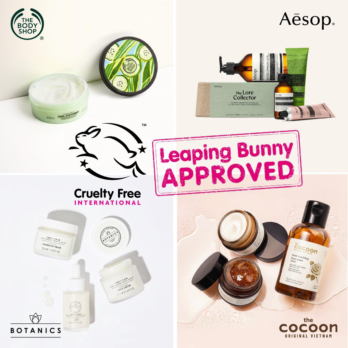 Cocoon - Mỹ phẩm Việt đầu tiên góp mặt trong danh sách không thử nghiệm trên động vật của Leaping Bunny - Hình 2