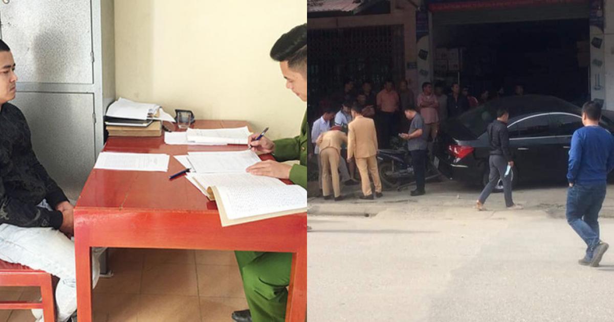 Khởi tố lái xe gây tai nạn khiến 2 bố con tử vong ở Thái Nguyên