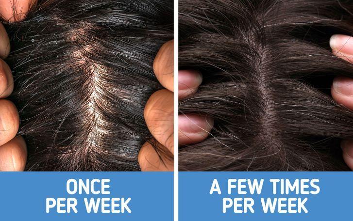 10 thói quen khiến tóc ngày một mỏng hơn - Hình 4