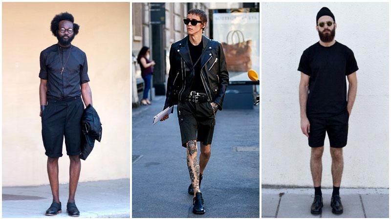 Bí quyết chọn trang phục toàn màu đen cho quý ông sành điệu - Hình 3
