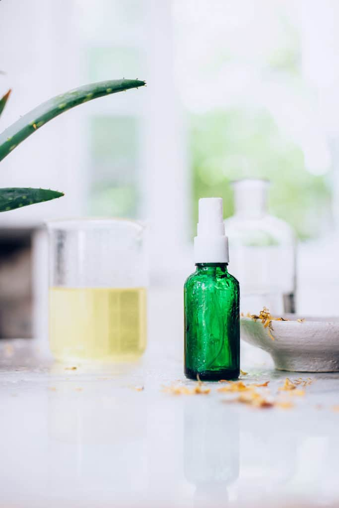 13 công thức làm đẹp từ trà xanh giúp bạn làm sáng da, dưỡng môi, dưỡng tóc - Hình 6