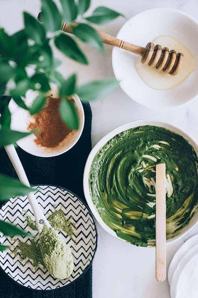 13 công thức làm đẹp từ trà xanh giúp bạn làm sáng da, dưỡng môi, dưỡng tóc - Hình 7