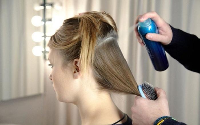 5 mẹo chữa cháy mái tóc bết dính trong mùa đông khi nàng lười gội đầu - Hình 5