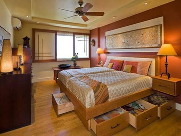Âm thầm đặt 1 thứ vào gầm giường: cuối năm ước gì được nấy, tiền nhiều như thác đổ - Hình 1