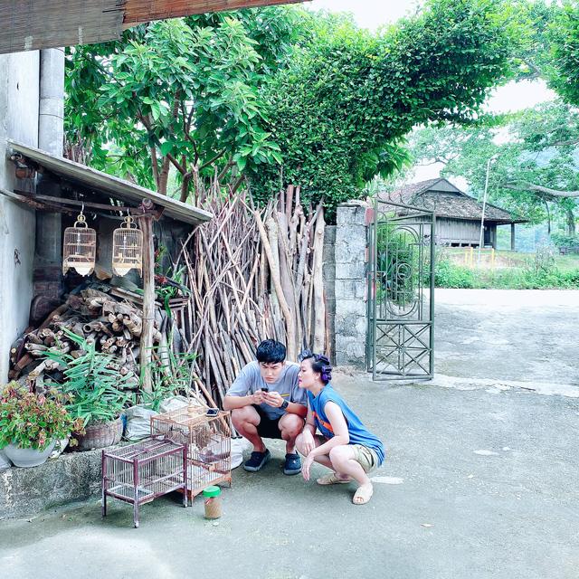 Khán giả cực thích gia đình lầy lội của Vân Dung trong Hướng dương ngược nắng - Hình 5