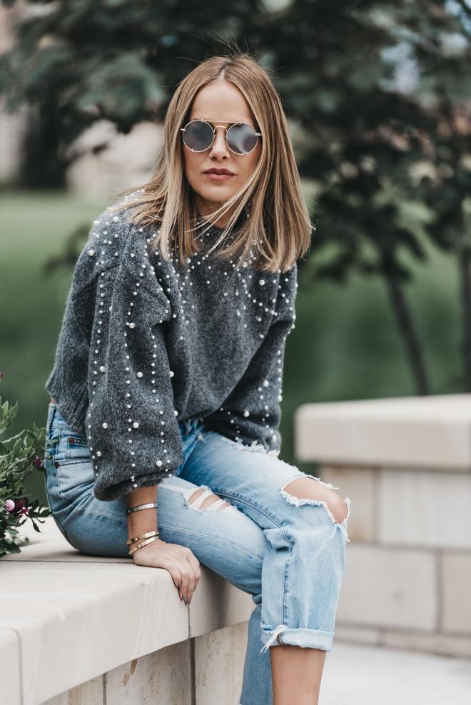5 mẫu áo len được yêu thích nhất năm 2020 - Hình 3