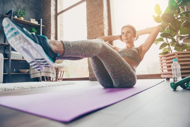 Tập bụng có giúp bạn giảm mỡ vòng 2? - Hình 1