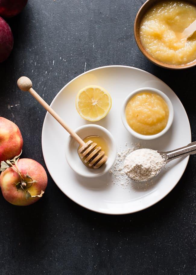 Điều trị da xám xịt thành công nhờ táo chín - Hình 2