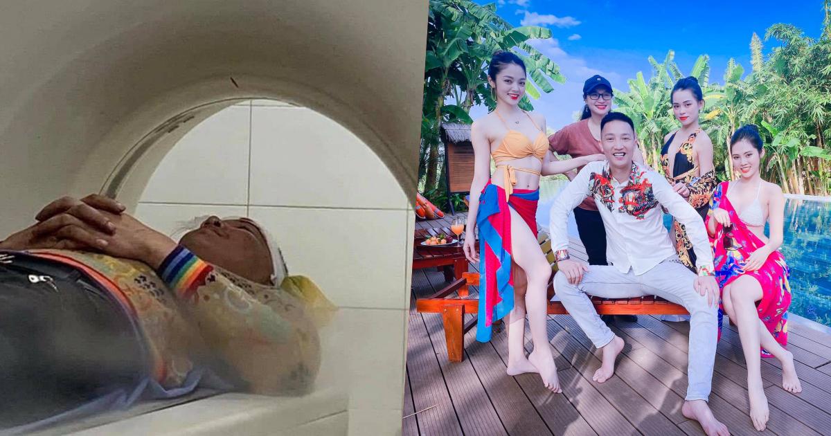 Huấn Hoa Hồng bức xúc lên tiếng việc lộ hình ảnh bị chém: 'Là bác sĩ, tại sao lại tùy tiện phát tán thông tin bệnh nhân để câu like'