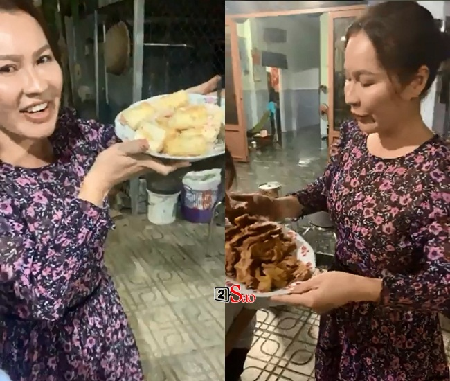 Cô dâu 7X của Quý Bình gây bất ngờ với hình ảnh về quê thăm bố mẹ chồng - Hình 3