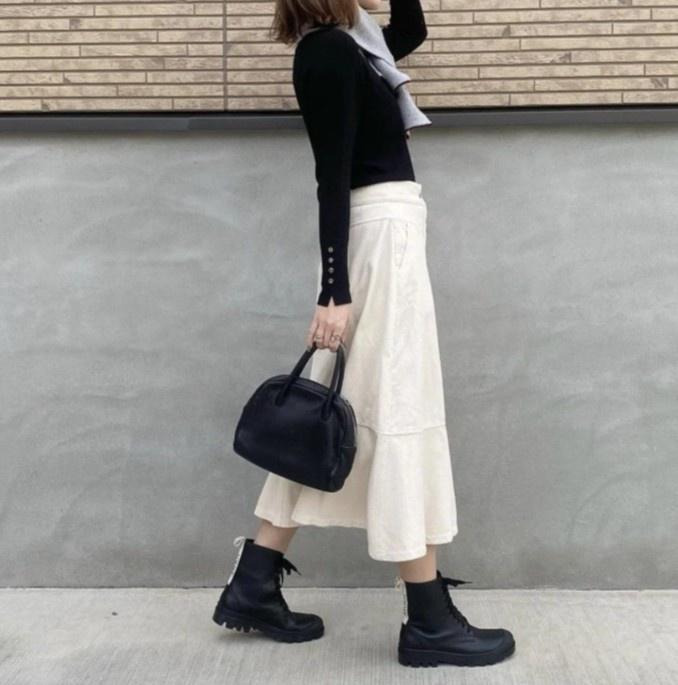 Cách đi boots giúp tôn dáng cho phụ nữ - Hình 6