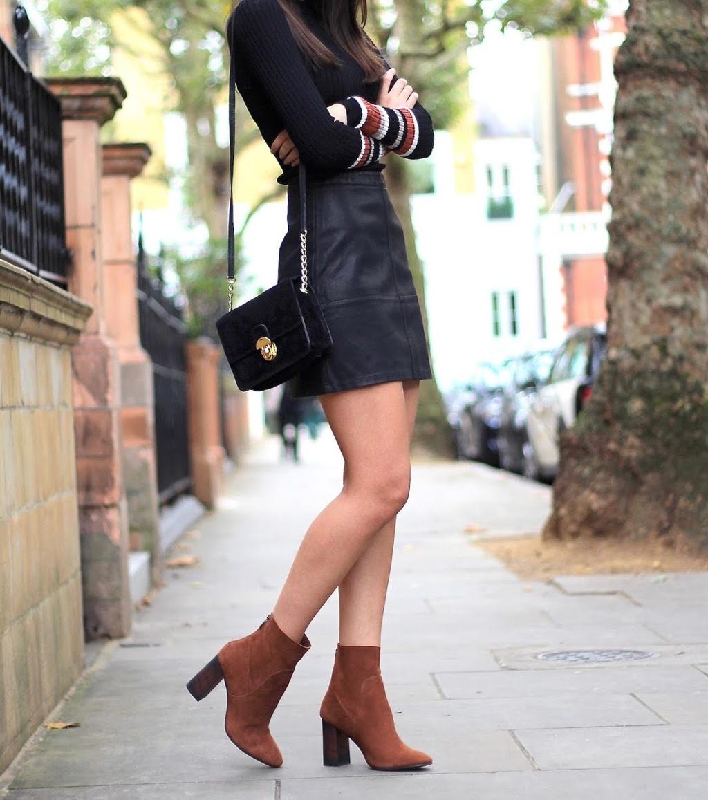 Cách đi boots giúp tôn dáng cho phụ nữ - Hình 3