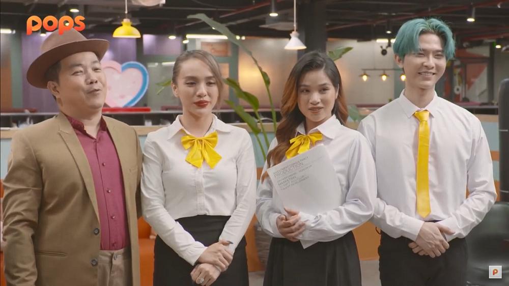 Hải Triều, Oanh Kiều, Trang Hý, Hồng Thanh khiến fan điên đảo với loạt web drama trên POPS - Hình 5