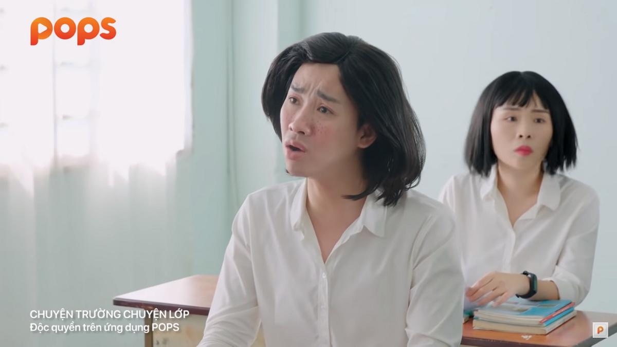 Hải Triều, Oanh Kiều, Trang Hý, Hồng Thanh khiến fan điên đảo với loạt web drama trên POPS - Hình 2