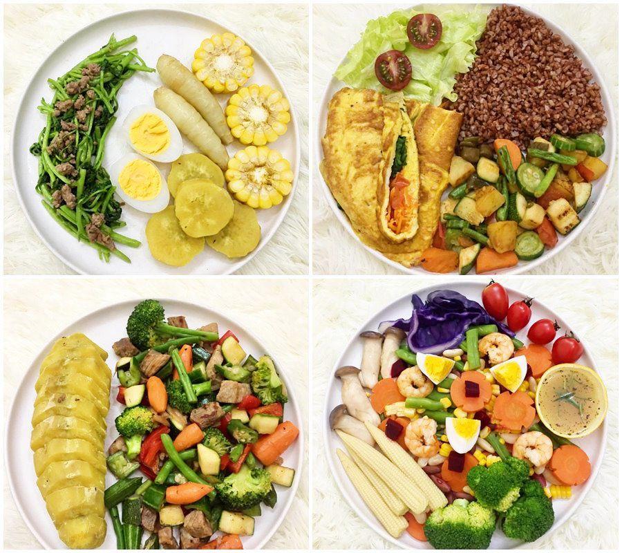 Muốn giảm cân, 9X chọn ăn ngon ăn đẹp, sau 1 tháng nhận kết quả như mong đợi - Hình 4