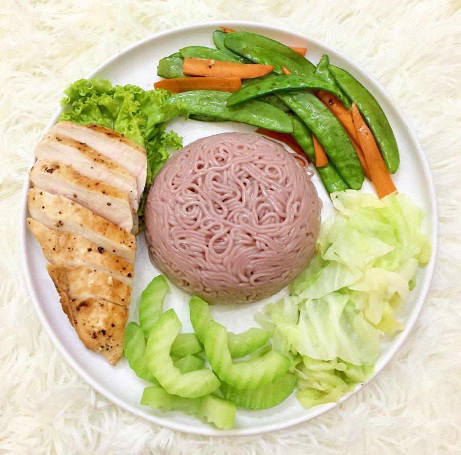 Muốn giảm cân, 9X chọn ăn ngon ăn đẹp, sau 1 tháng nhận kết quả như mong đợi - Hình 10