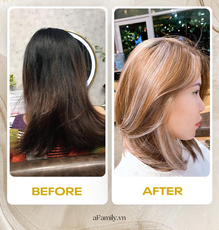Tiệm làm tóc chỉ dùng đồ Organic khẳng định: Tất cả thuốc nhuộm ép, uốn thường chứa hóa chất gây hại khiến tóc khô xơ - Hình 11