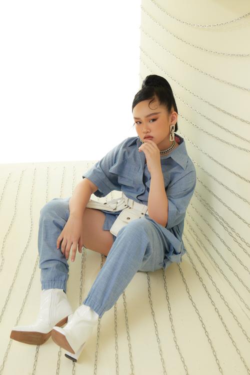 Trang phục thu đông của NTK Thanh Huỳnh - Hình 9