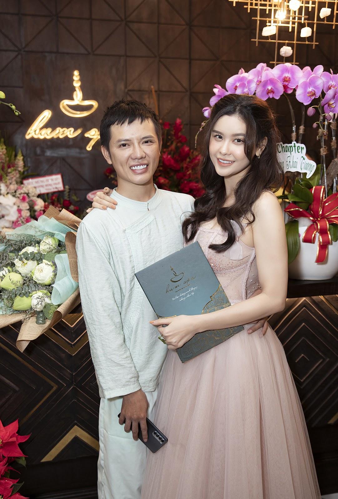 Trương Quỳnh Anh rạng rỡ, khoe vẻ đẹp không tuổi tại sự kiện - Hình 7
