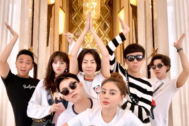 4 hội bạn thân Vbiz hot nhất thập kỷ: Hà Tăng - Đặng Thu Thảo cùng hội triệu đô, Gia đình văn hoá và nhóm Trấn Thành đều có biến - Hình 10