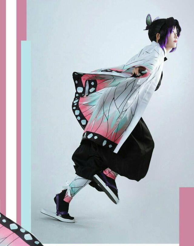 Ngắm Trùng Trụ trong Kimetsu no Yaiba đẹp thoát tục tựa tiên nữ mà chép miệng hồng nhan bạc phận - Hình 17