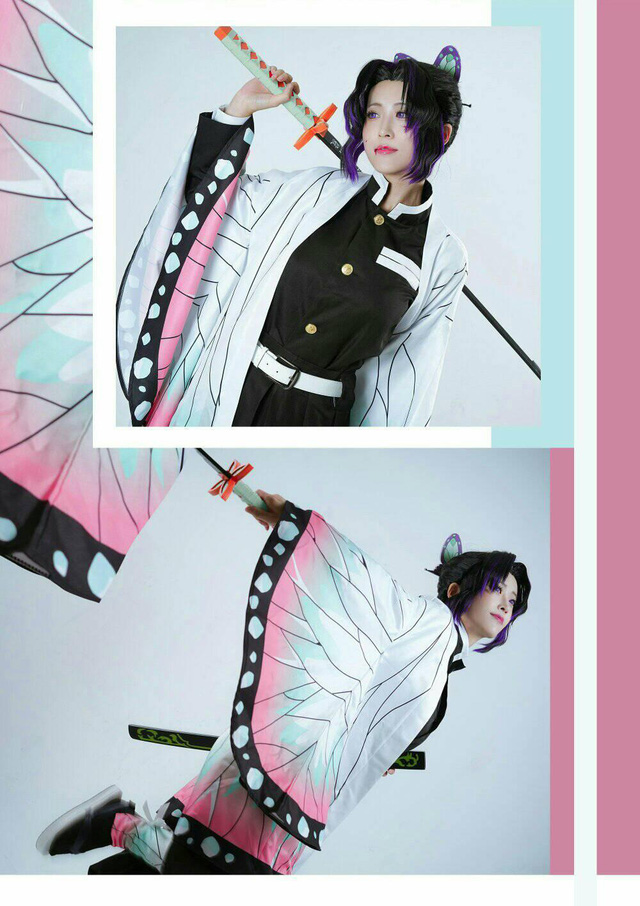 Ngắm Trùng Trụ trong Kimetsu no Yaiba đẹp thoát tục tựa tiên nữ mà chép miệng hồng nhan bạc phận - Hình 11