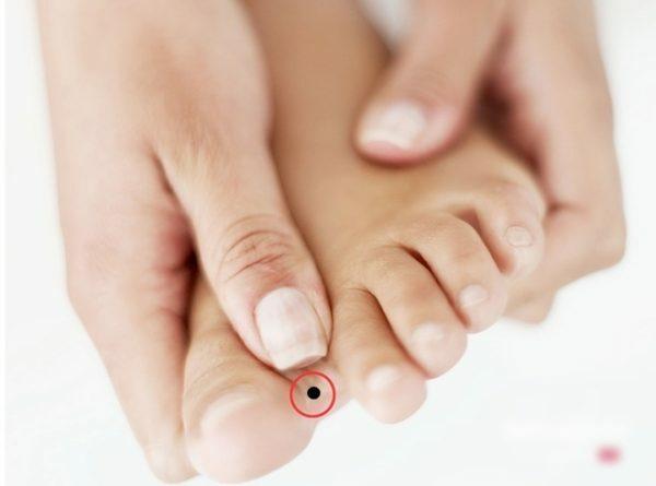 Bàn chân xuất hiện 4 nốt ruồi này cực kỳ hút lộc, gia chủ cả đời đi trên thảm đỏ - Hình 2