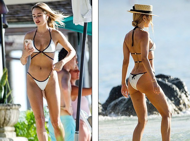 Kimberley Garner mặc bikini gợi cảm khó rời mắt - Hình 8