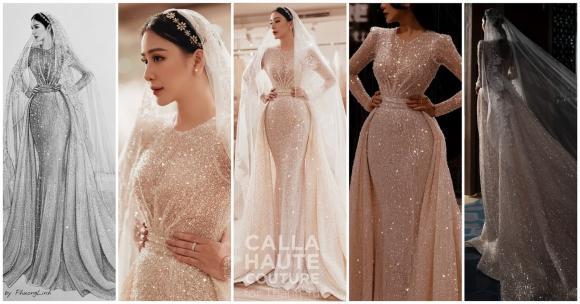 NTK Phương Linh đi tìm cảm hứng cho những chiếc váy mang tên giấc mơ - Hình 16