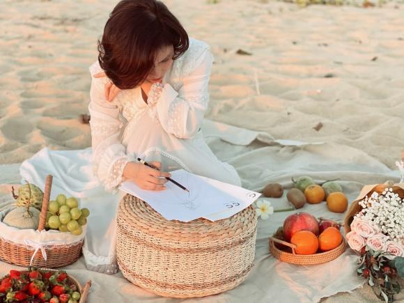 NTK Phương Linh đi tìm cảm hứng cho những chiếc váy mang tên giấc mơ - Hình 6