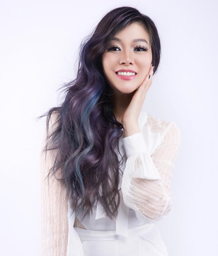Bí quyết sở hữu suối tóc vạn người mê của Hair stylist Văn Thị Minh Phương - Hình 3
