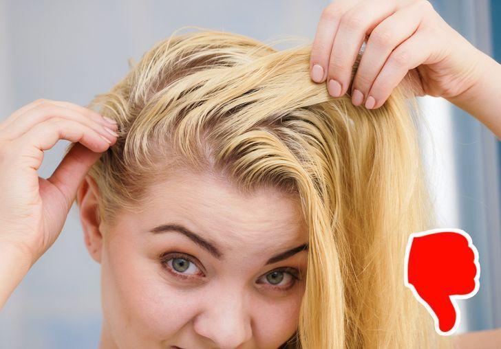 12 thói quen không ngờ khiến tóc nhiều gàu - Hình 3