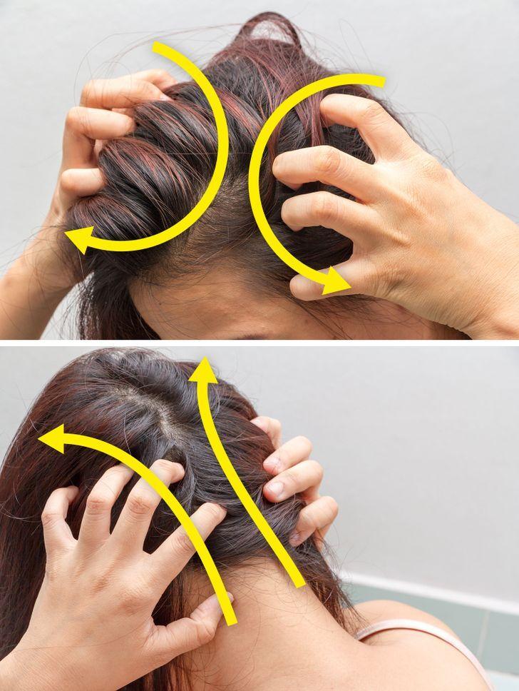 12 thói quen không ngờ khiến tóc nhiều gàu - Hình 11