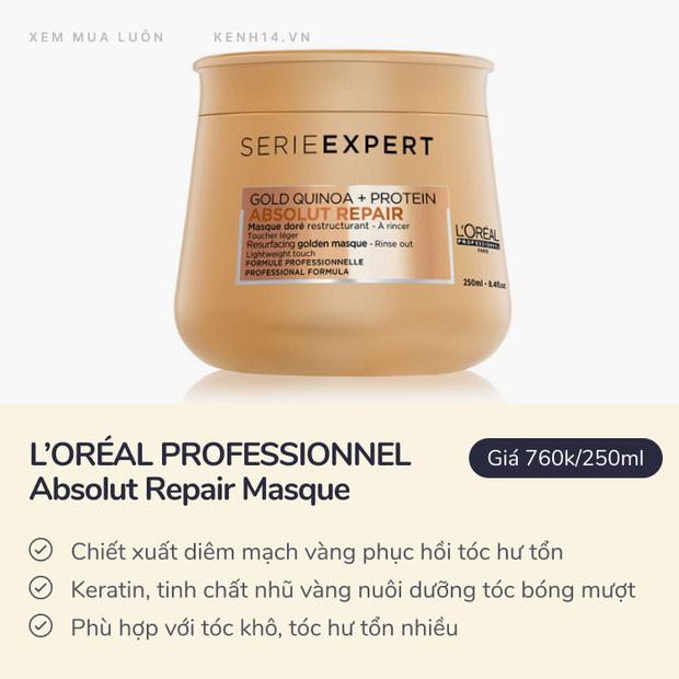 Tóc rễ tre, khô xơ mấy cũng bóng mượt hơn nhờ 5 kem ủ tóc chất lượng này - Hình 5