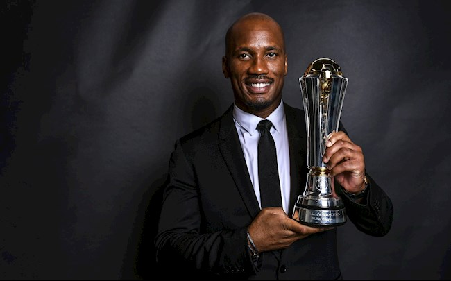UEFA vinh danh Drogba với giải thưởng Presidents Award 2020 - Hình 1