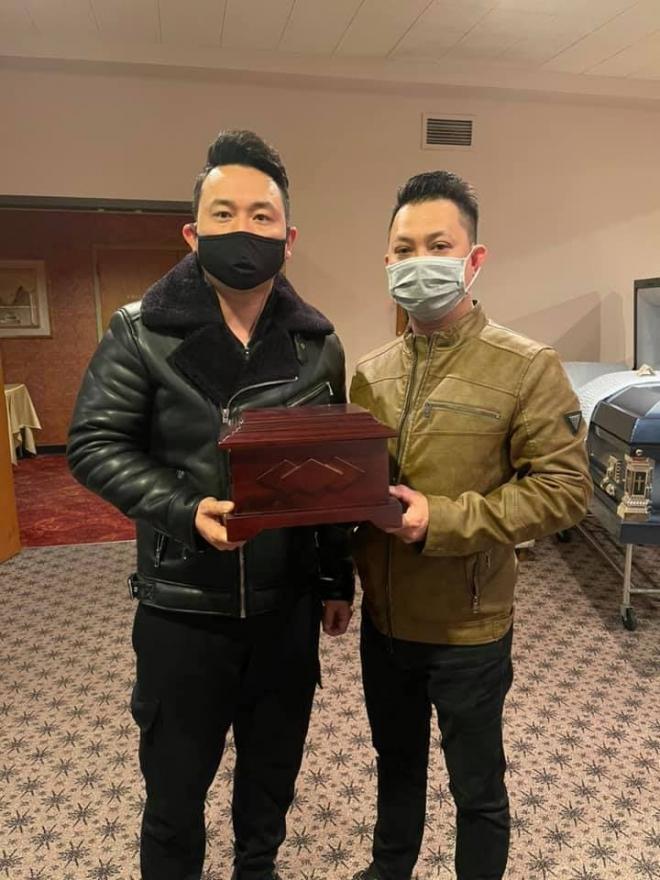 Hàn Thái Tú chia sẻ hình ảnh tất bật chuẩn bị tang lễ tại Mỹ cho nam ca sĩ Vân Quang Long - Hình 4