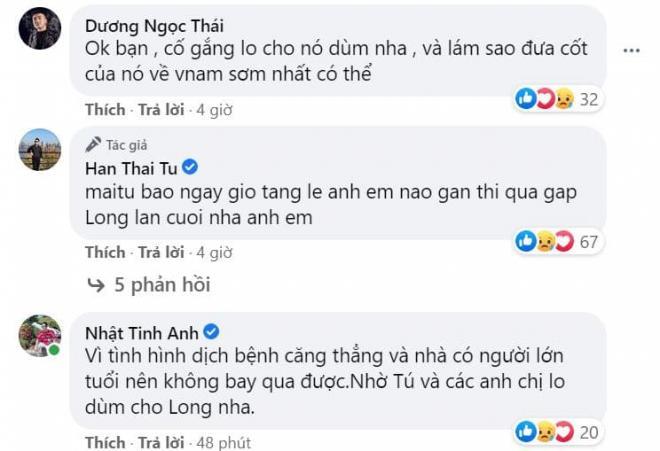 Hàn Thái Tú chia sẻ hình ảnh tất bật chuẩn bị tang lễ tại Mỹ cho nam ca sĩ Vân Quang Long - Hình 8