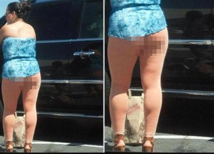 Mùa đông, các bạn gái đừng mắc lỗi mặc quần legging hớ hênh này - Hình 4
