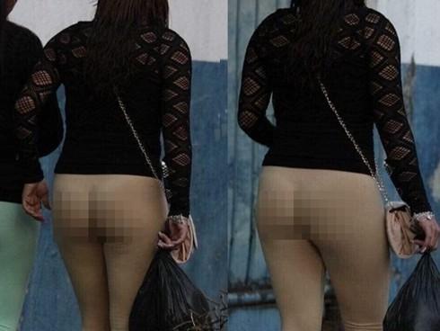 Mùa đông, các bạn gái đừng mắc lỗi mặc quần legging hớ hênh này - Hình 5
