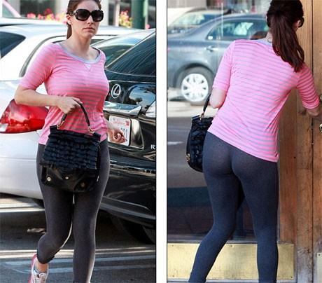 Mùa đông, các bạn gái đừng mắc lỗi mặc quần legging hớ hênh này - Hình 2