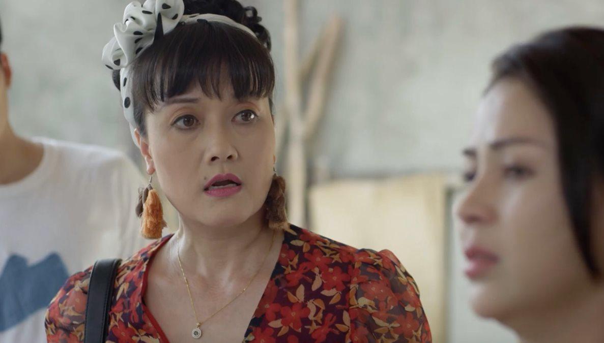 Thu Hà, Vân Dung, Hồng Diễm: Bất ngờ 'nữ cường' trong Hướng Dương Ngược Nắng - Hình 5