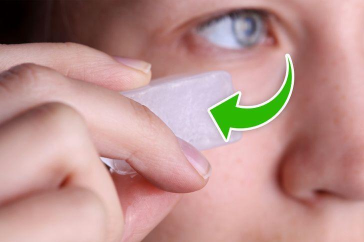 6 lợi ích cho làn da khi bạn chườm đá lạnh mỗi ngày - Hình 3