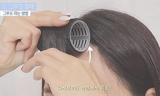 Dù phần mái hết sức chán đời, blogger Hàn vẫn có cách tạo kiểu mái thưa đẹp tự nhiên giống Suzy - Hình 9